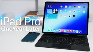 Apple iPad Pro 12.9 (2020) - Long Term Review (1 Year Later)