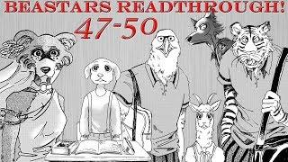 MeteorFestivalConclusion!|BeastarsChapters47-50Readthrough!