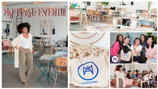 Create & Chat with Maria Antoinette RECAP & GIVEAWAY CLOSED