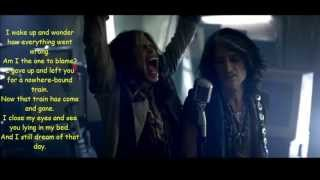 What Could Have Been Love -AEROSMITH- (LYRICS)