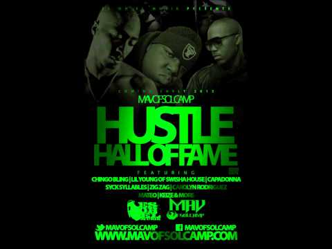 Mav of sol camp feat Keize - Its all on me - Free Dl  2013 Hustle hall of fame Track 5