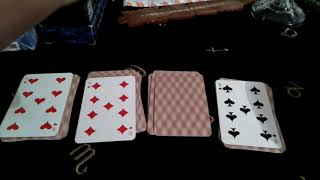 Толкование игральных карт 36 листов