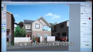 Piranesi6.1動画点景の設定について
