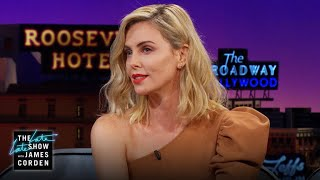 Charlize Theron Was Called Out For Speaking Afrikaans