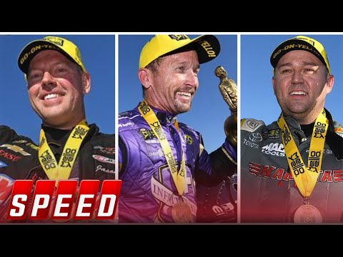 Line, Beckman and Crampton win at the Reading Nationals | 2019 NHRA DRAG RACING