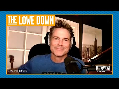 """Rob Lowe Wants To Do More Episodes Of """"The Lowe Files"""" – """"Literally! With Rob Lowe"""""""
