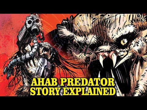 AHAB PREDATOR FULL STORY EXPLAINED - ENGINEER HUNT | Youtube