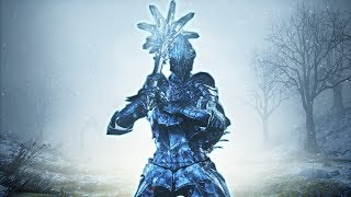 Dark Souls 3 - Demon's Scar PvP Pyromancy Build - The Ringed