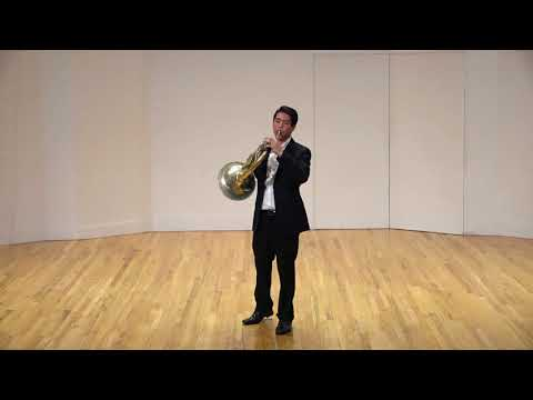 Lone Call and Charge for Solo Horn by Richard Bissill