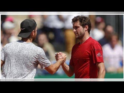 Dernières nouvelles | Tennis - ATP - Monte-Carlo - Gilles Simon : «Une bonne réaction» face à Adr...