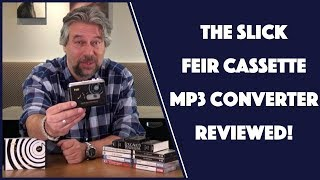 The Slick Feir Cassette To Mp3 Converter -- Reviewed
