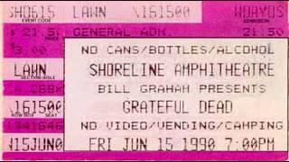 Grateful Dead - Just A Little Light 6-15-90