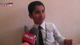 Slaq.am.ԱԺ  նախագահ Արա Բաբլոյանի աշխատանքային այցը՝  Գեղարքունիքի մարզ