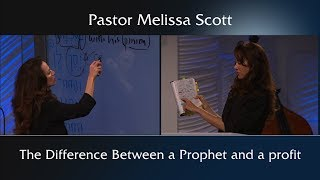 Jeremiah 27-28 The Difference Between A Prophet and a profit