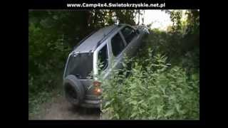 preview picture of video 'Land Rover CAMP 4x4 Opel Frontera Off-Road'