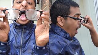 Struggles Owning  Glasses !