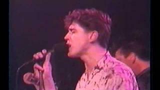 DANZA INVISIBLE  -  SIN ALIENTO  ( EN DIRECTO 1986