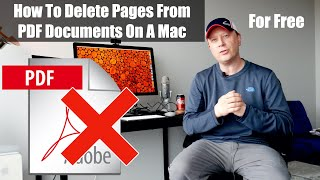 How To Delete Pages From A PDF Document On A Mac Computer