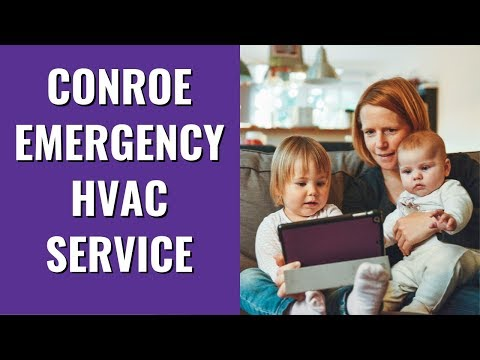 Conroe Emergency HVAC Service | Homeowner Home Improvement Suggestions