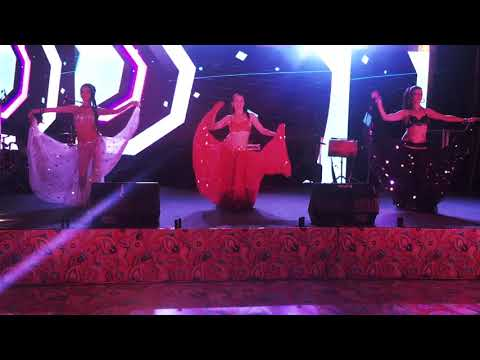 Bollywood bellydance