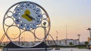 preview picture of video 'Timelapse of Basra City-Iraq'