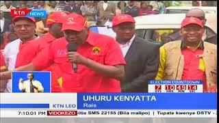Chama cha Jubilee kinasisitiza kuwa uchaguzi utaendelea