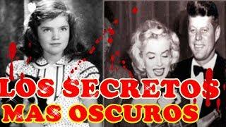 LOS KENNEDY SUS SECRETOS MAS OSCUROS  ESQUELETOS EN EL ARMARIO