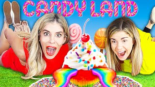 We Turned Our House into Candyland for 24 Hours   Rebecca Zamolo