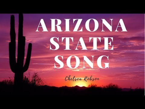 The Arizona State Song