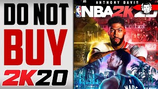Why You NEED to BOYCOTT NBA 2K20 - The Scummiest of the Gaming Industry
