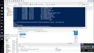 Get data from mysql using python
