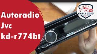 Autoradio Jvc kd-r774bt