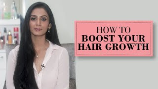 How To Naturally Boost Your Hair Growth | Complete Haircare Guide | Fit Tak