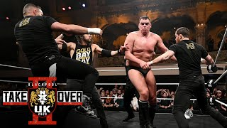 Undisputed ERA executes assault on Imperium: NXT TakeOver: Blackpool II (WWE Network Exclusive)