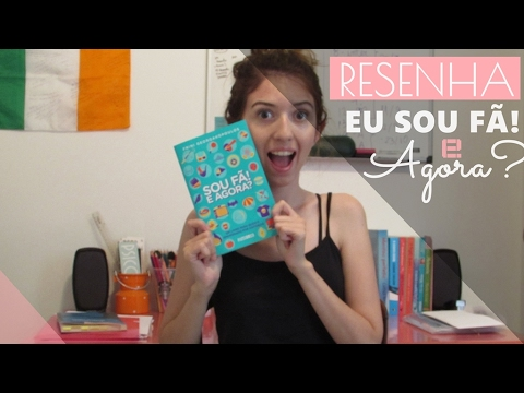 Book Review|Resenha Sou Fã! E agora? Frini [Psicose da Nina]