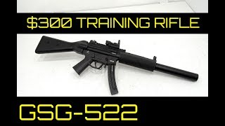 Download GSG 522 Review - A Great Budget H&K MP5 Clone