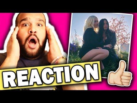 Christina Aguilera ft. Demi Lovato - Fall In Line (Music Video) REACTION mp3