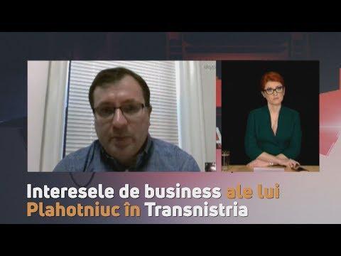 Cutia neagră cu Mariana Raţă / 09.12.18 / Interesele de business ale lui Plahotniuc în Transnistria