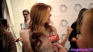 PaleyFest 2012 - Interview de Connie Britton