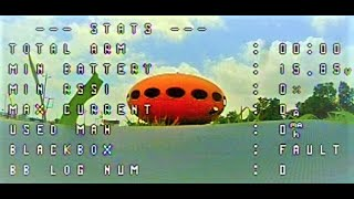 Noob Bando UFO! What is This? FPV Drone Abandoned Spaceship & Fly Away! Bye Bye Holybro Kopis Mini!
