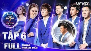 Thần Tượng Bolero 2018 Tập 6 Full HD | Vòng Thách Đấu: Lộ diện top 6 xuất sắc nhất team Quang Lê