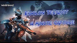 Warframe ~ Eidolon Teralyst Capture