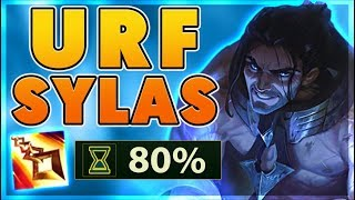 *SYLAS* THE MOST BROKEN CHAMPION IN URF - BunnyFuFuu