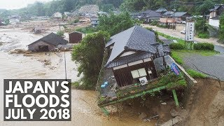 The Japan Floods July 2018 | Lin Nyunt