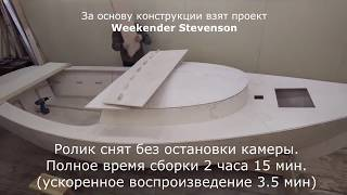 Комплекты лодок для самостоятельной постройки из