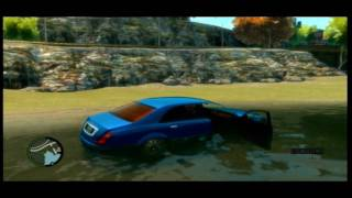 GTA IV:Lowered Bentley (And More)