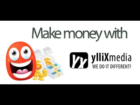 Yllix.com : Best Google Adsense Alternative with Minimum Payout of 1$