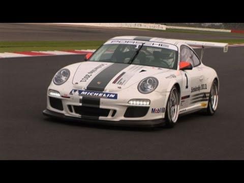Porsche GT3 Cup driven by autocar.co.uk