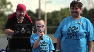 PDSSN Buddy Walk Talent Show 2013 – Part 1