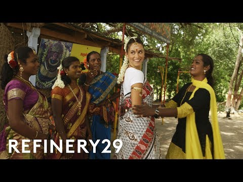 India's Transgender Community: The Hijra | Style Out There | Refinery29